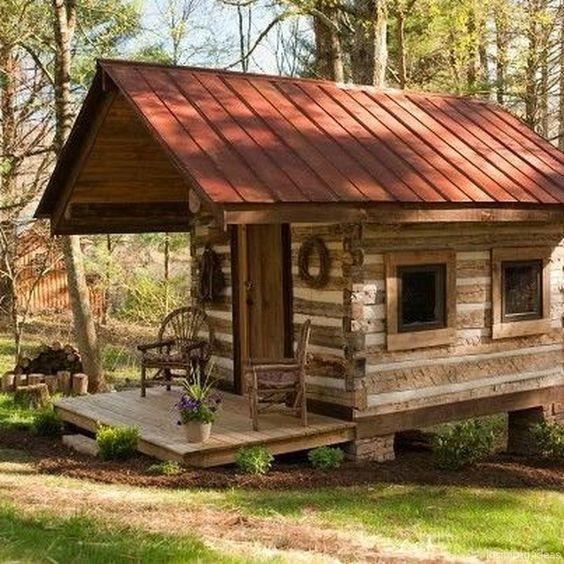 cute cabin