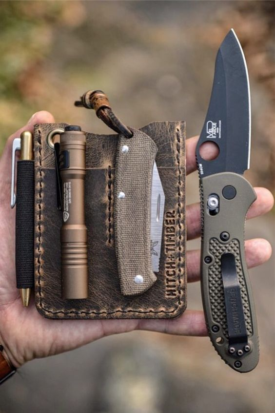 hitch and timber edc