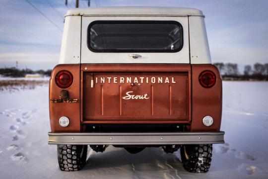 international scout