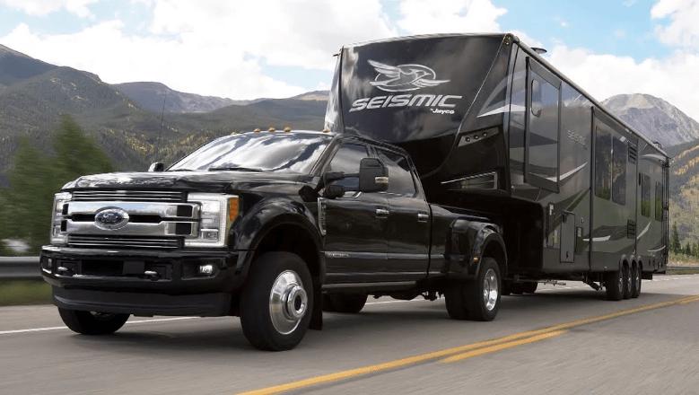 2020 Ford F-250 Diesel Super Duty