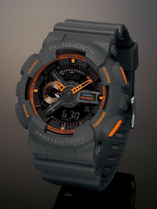 GA-110TS-1A4 CRUSH G-SHOCK