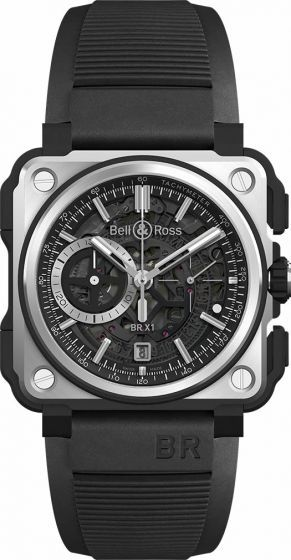Bell and Ross BR-X1 Black Titanium