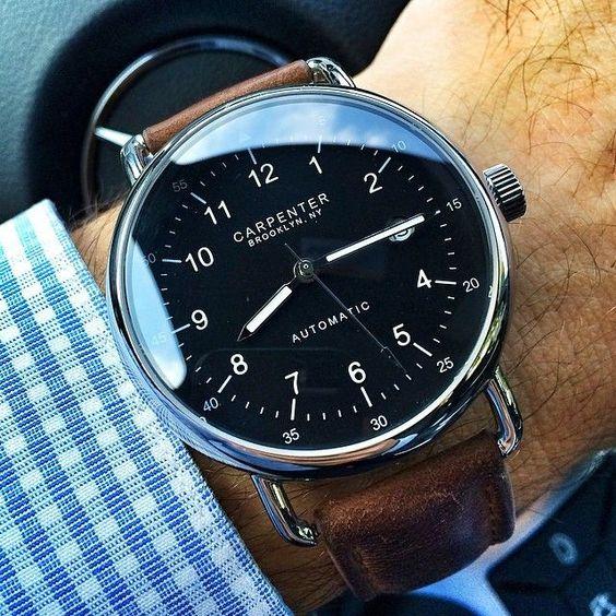 Carpenter Watch