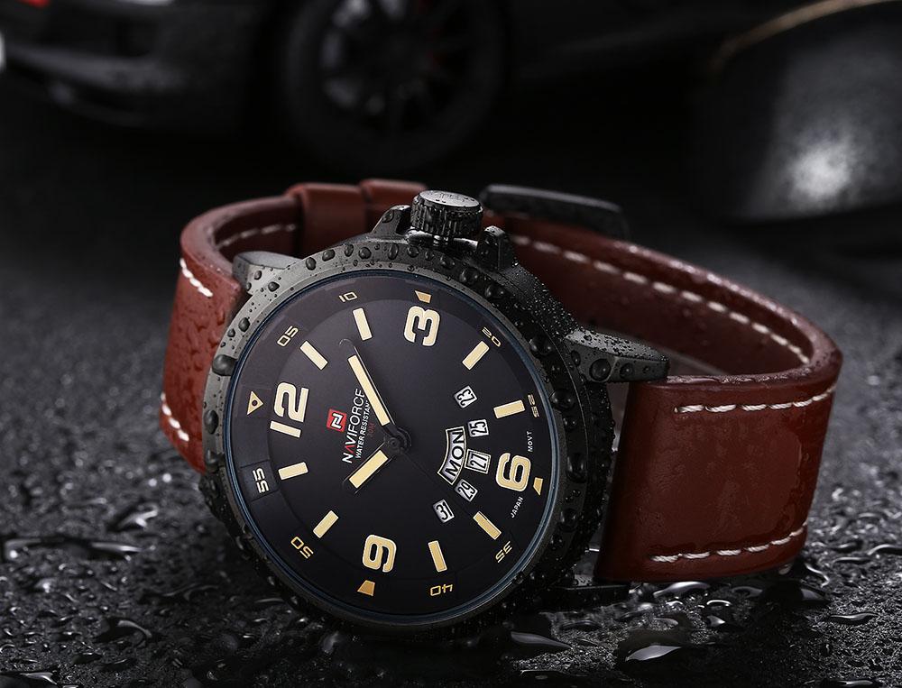 NAVIFORCE NF9028 Mens Quartz Watch
