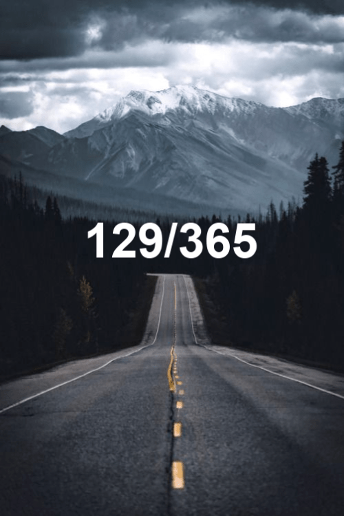 day 129 of the year 2019