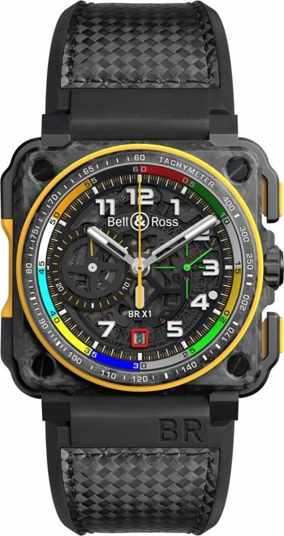 Bell & Ross BR X1 R.S.17 Limited Edition