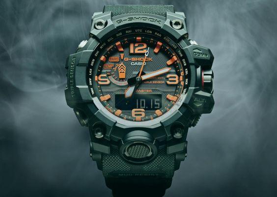 G-Shock GWG-1000MH-1AER