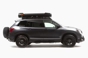 Honda Beefs Up Their Passport SUV For Overland Adventuring