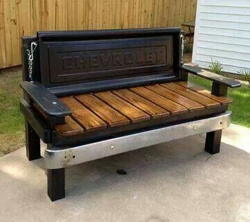 chevy tailgate bench