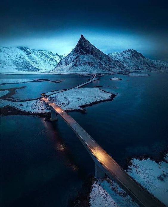Norway bridge