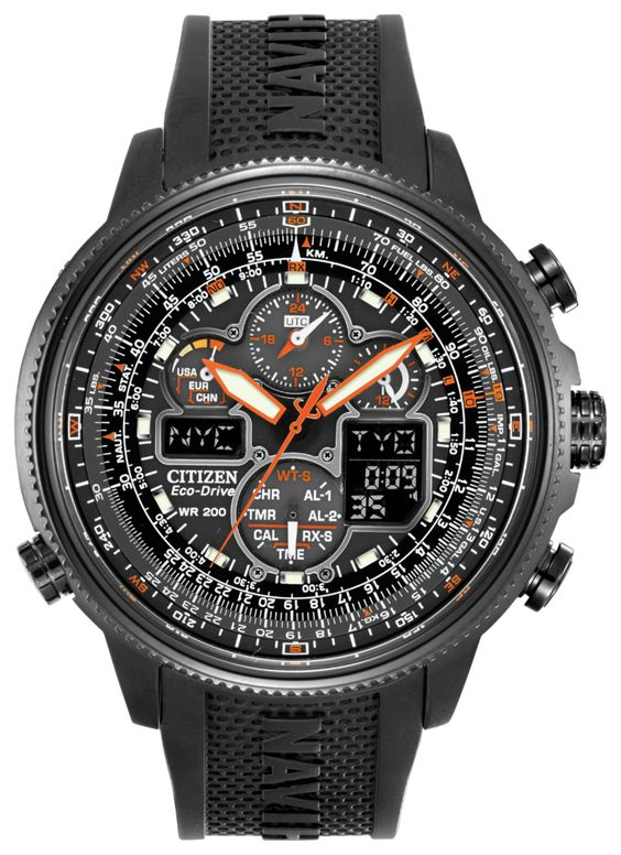 Citizen Eco-Drive Navihawk A-T Men's Watch