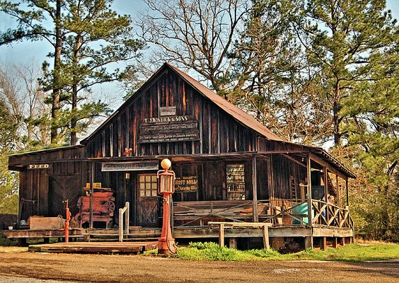 T. J. Bostick And Sons Trading Post