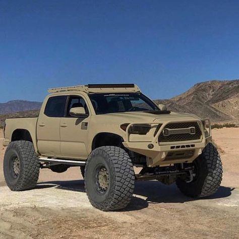 Toyota Tacoma Sand