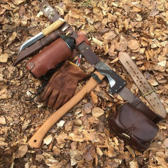 manly outdoor gear
