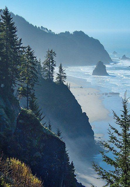 West Coast USA
