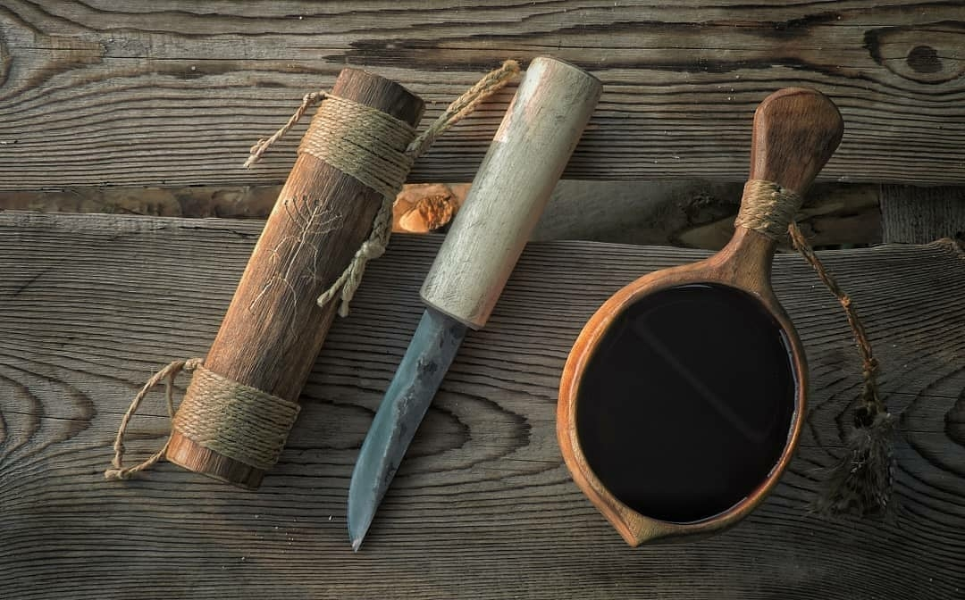 handcrafted bushcraft gear