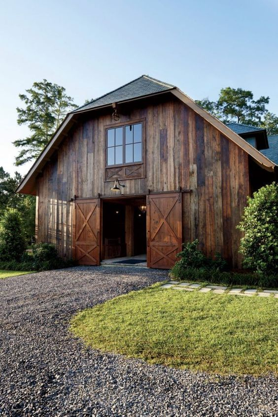 Barndominium Design Home