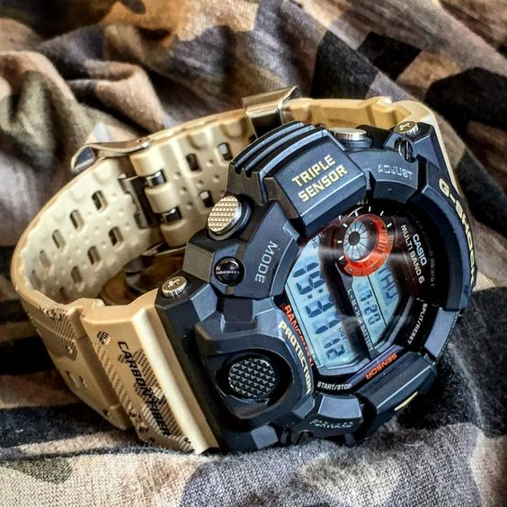 Casio G-Shock GW-9400 Rangeman Men's Watch