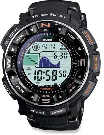 Casio ProTrek PRW2500-1 Mens Watch