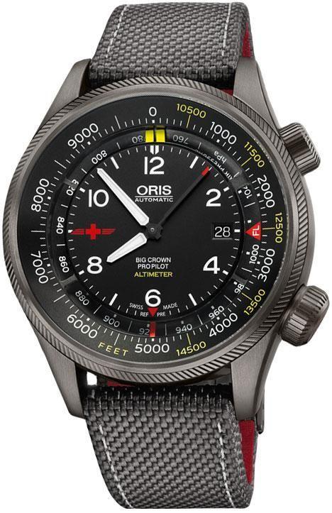 Oris Big Crown ProPilot Altimeter REGA Limited Edition Mens Watch