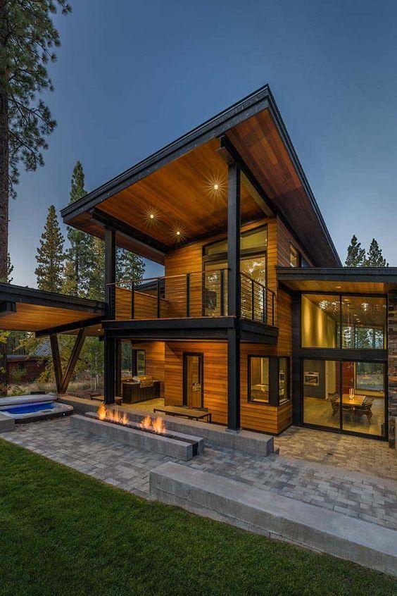Tahoe mountain home