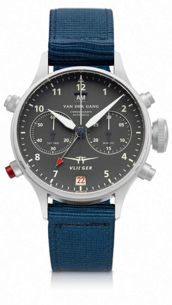 Van Der Gang Mens Watch