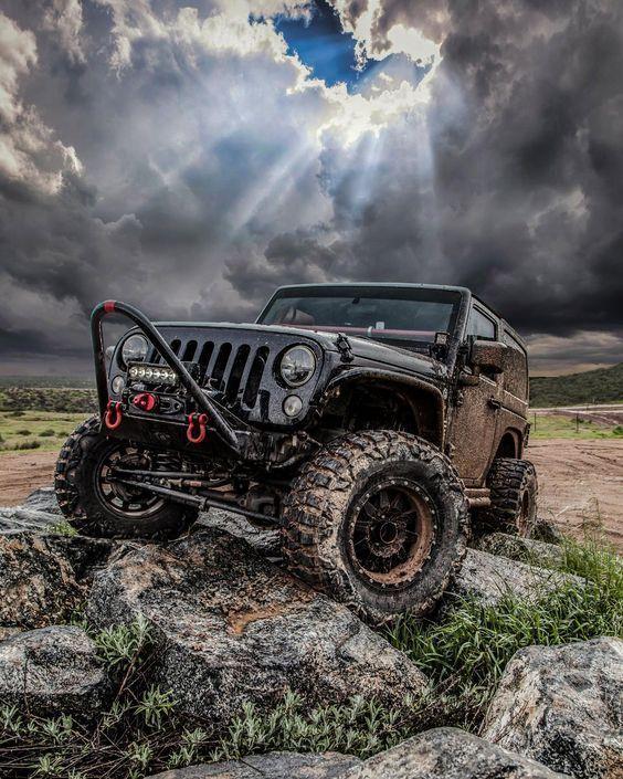 tough jeep