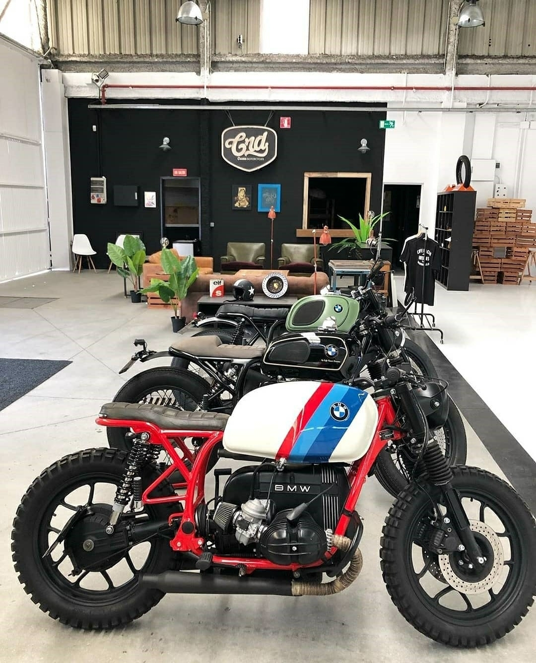 bmw motorcycle collection