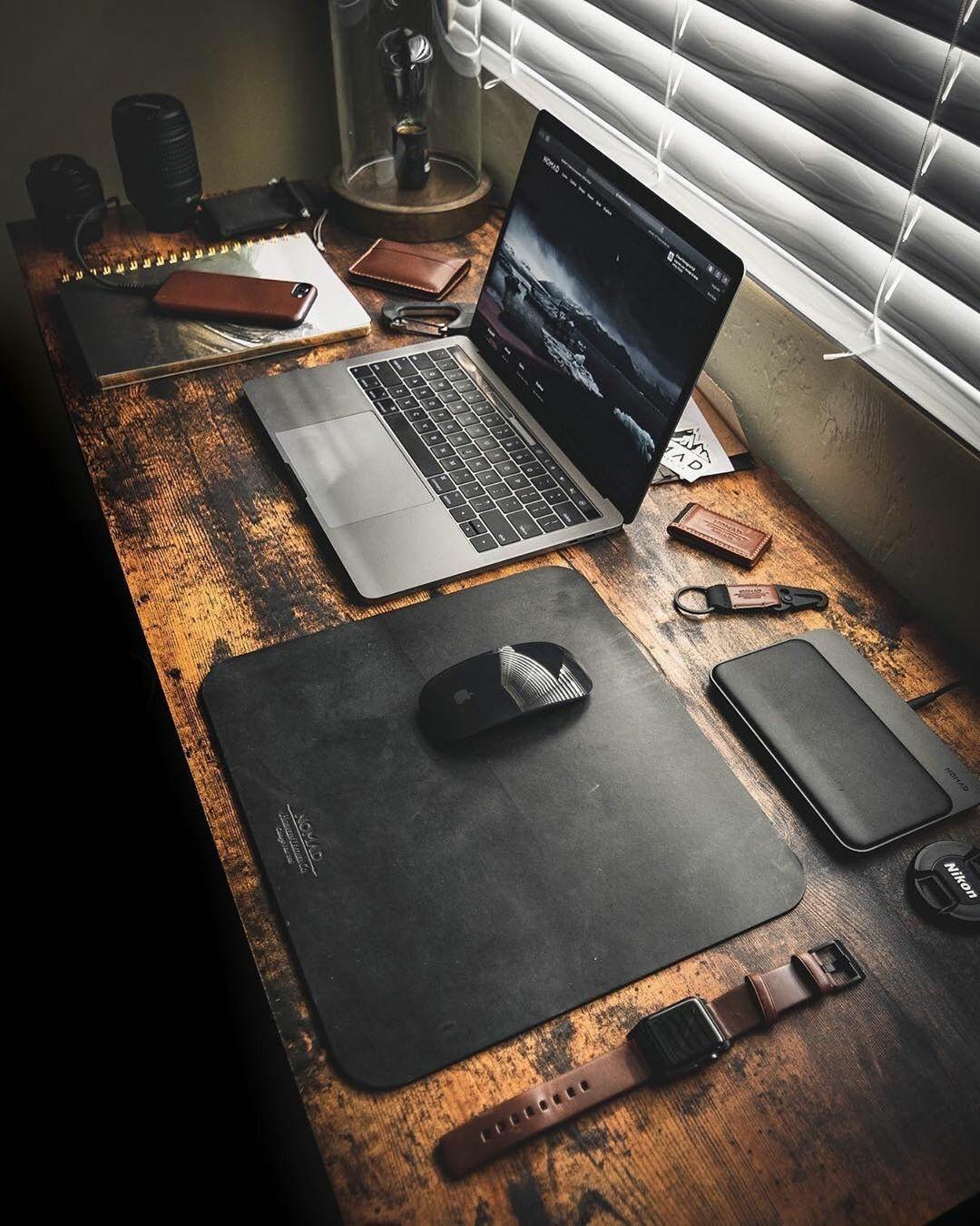 rustic desktop
