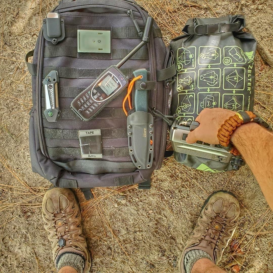 Emergency Urban Go Pack