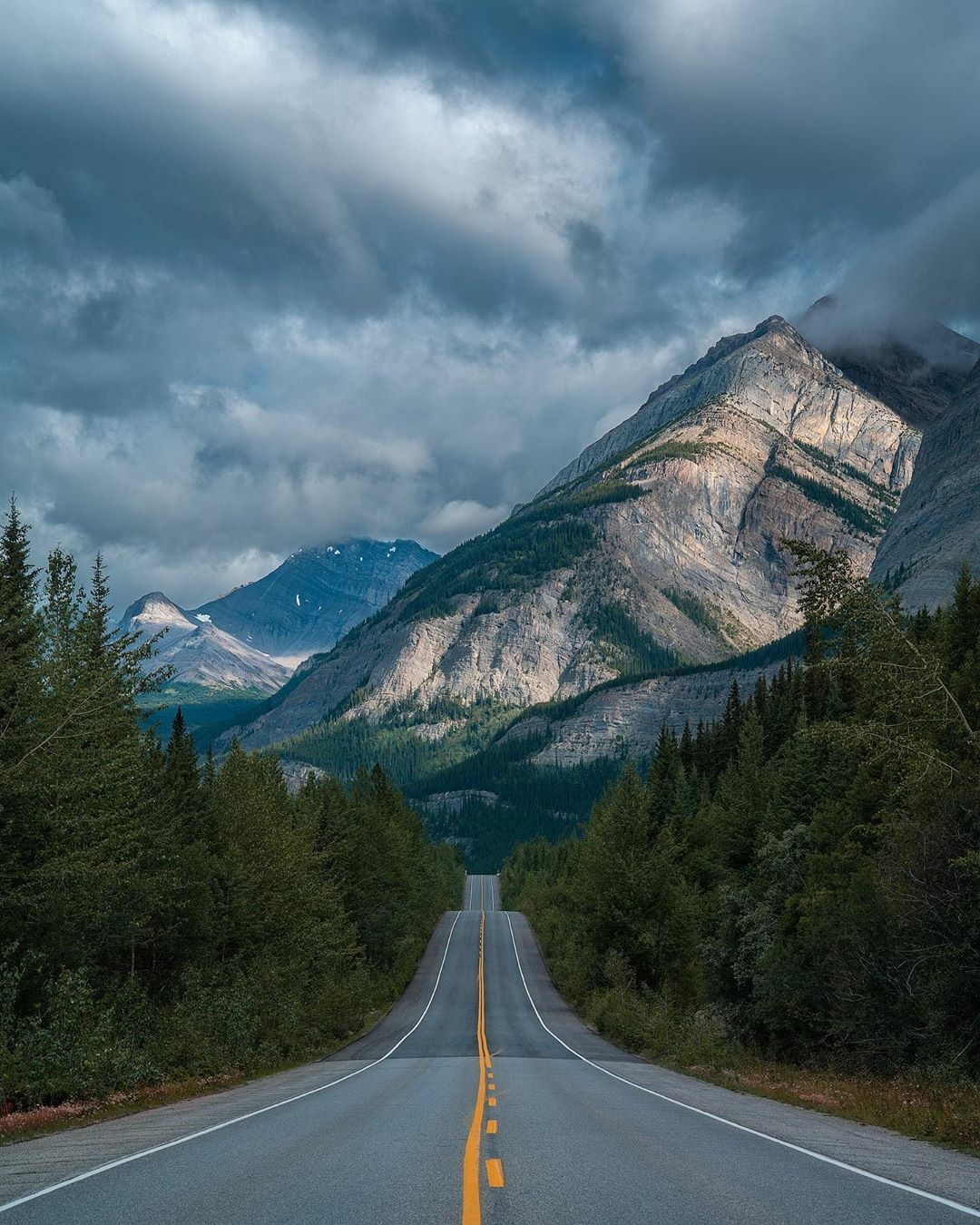 Icefields Parkway Bannf