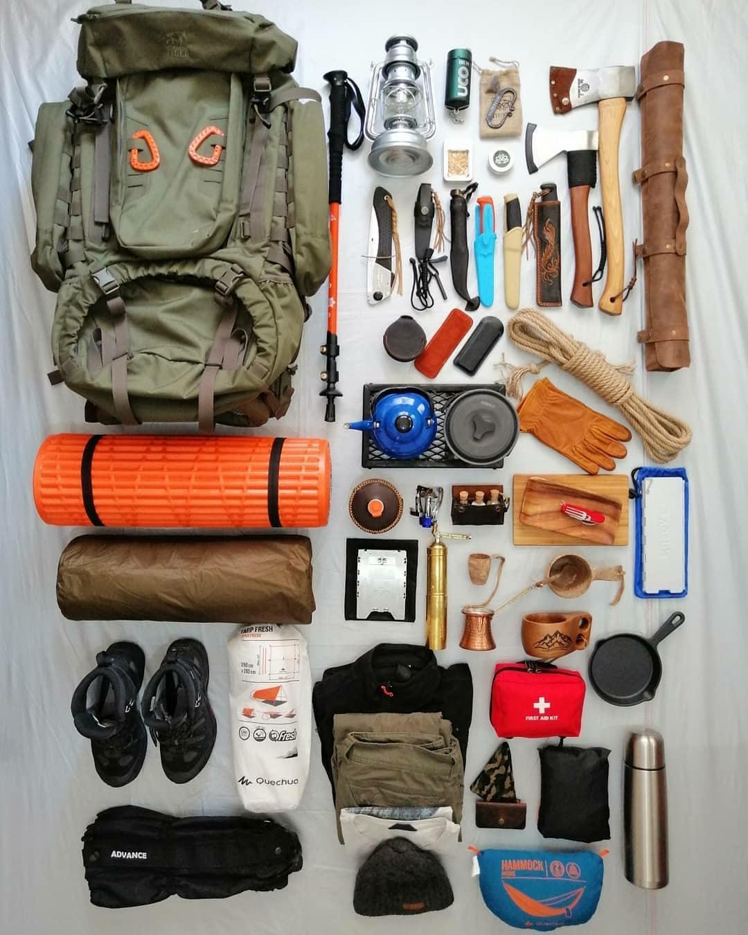 wilderness gear