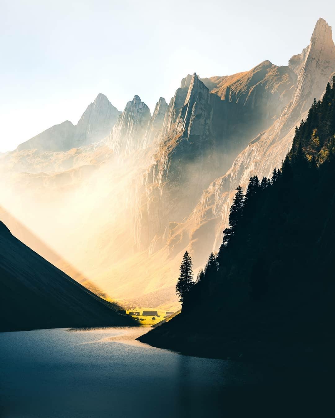 Alpstein Region