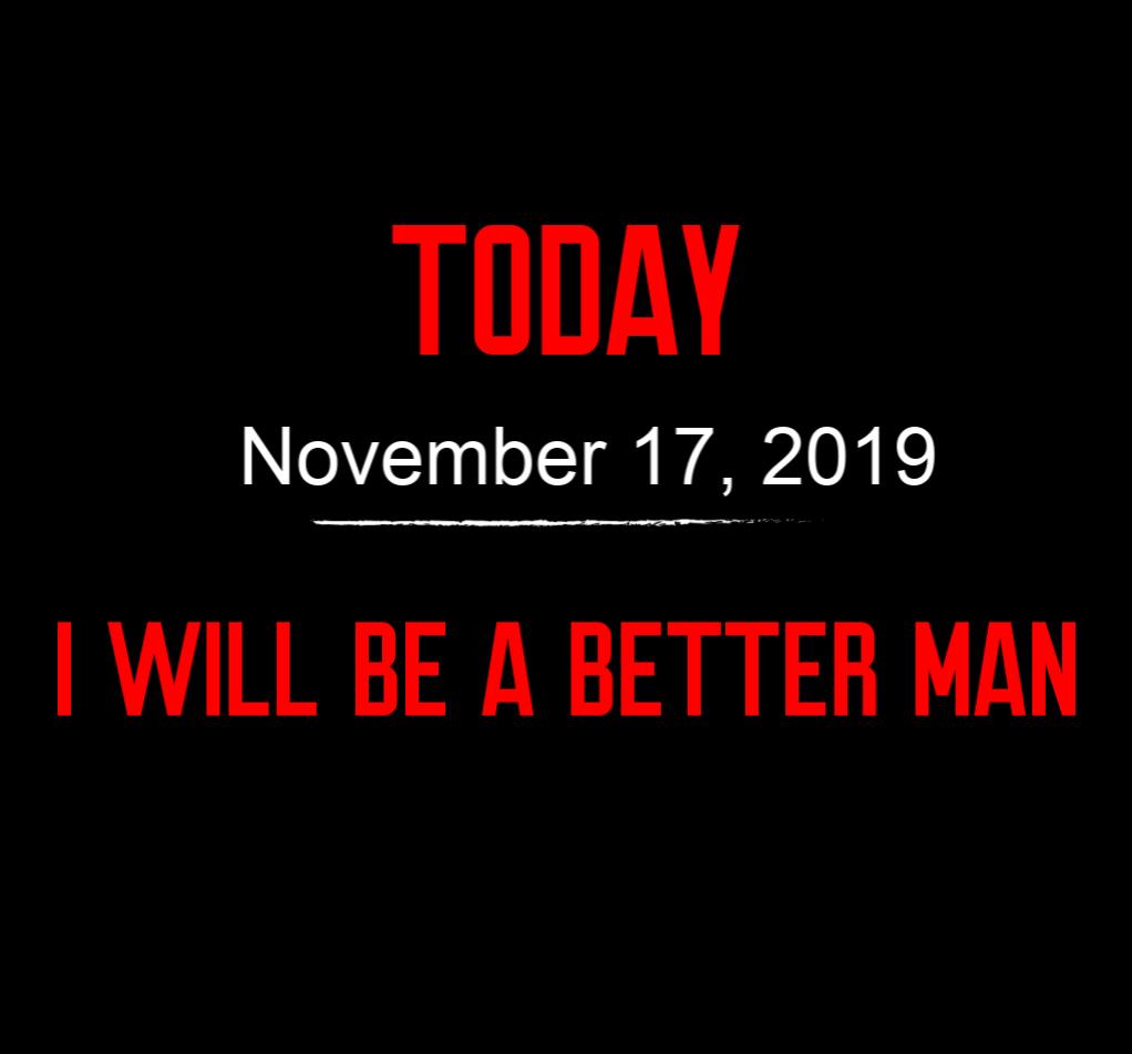 better man 11-17-19