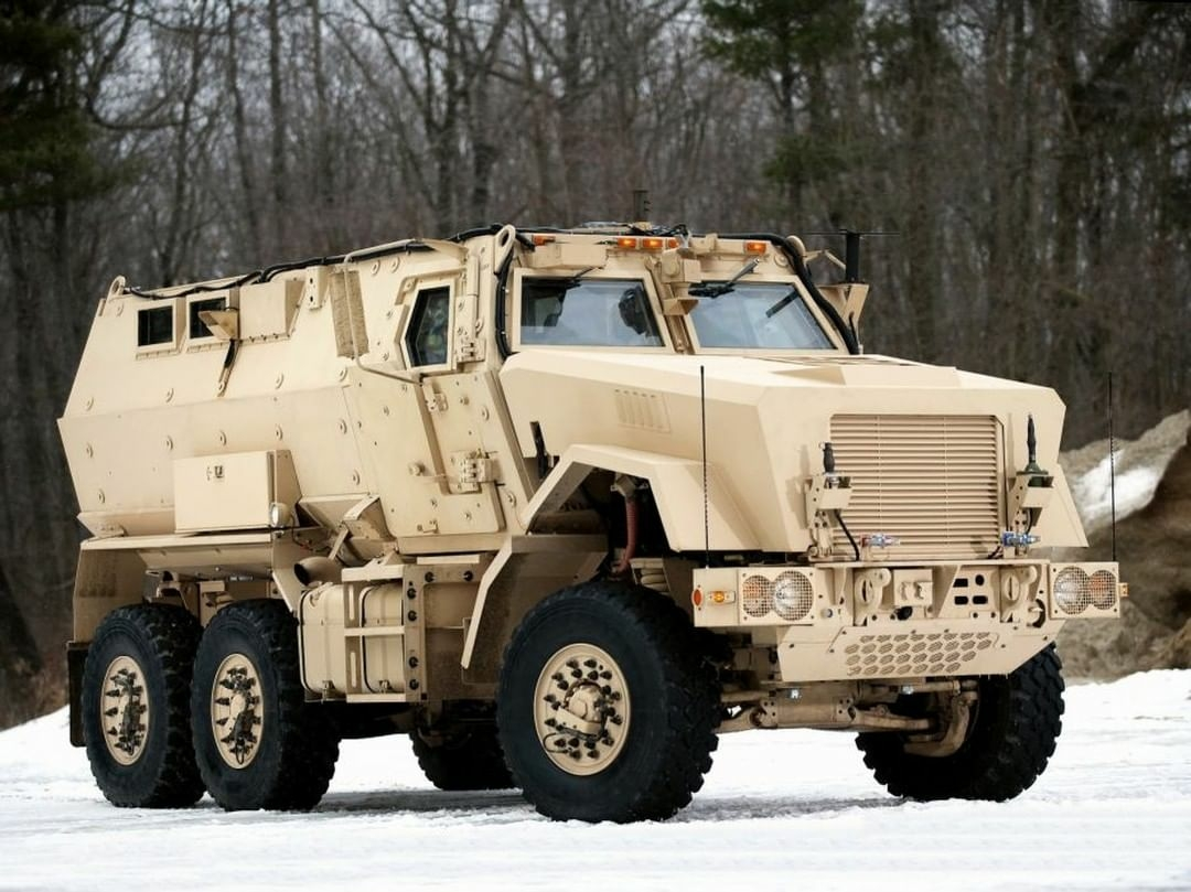 2007 BAE Systems Caiman CMTV Expedition Vehicle