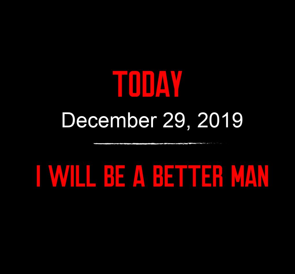 better man 12-29-19