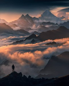 the manly life - Himalayas