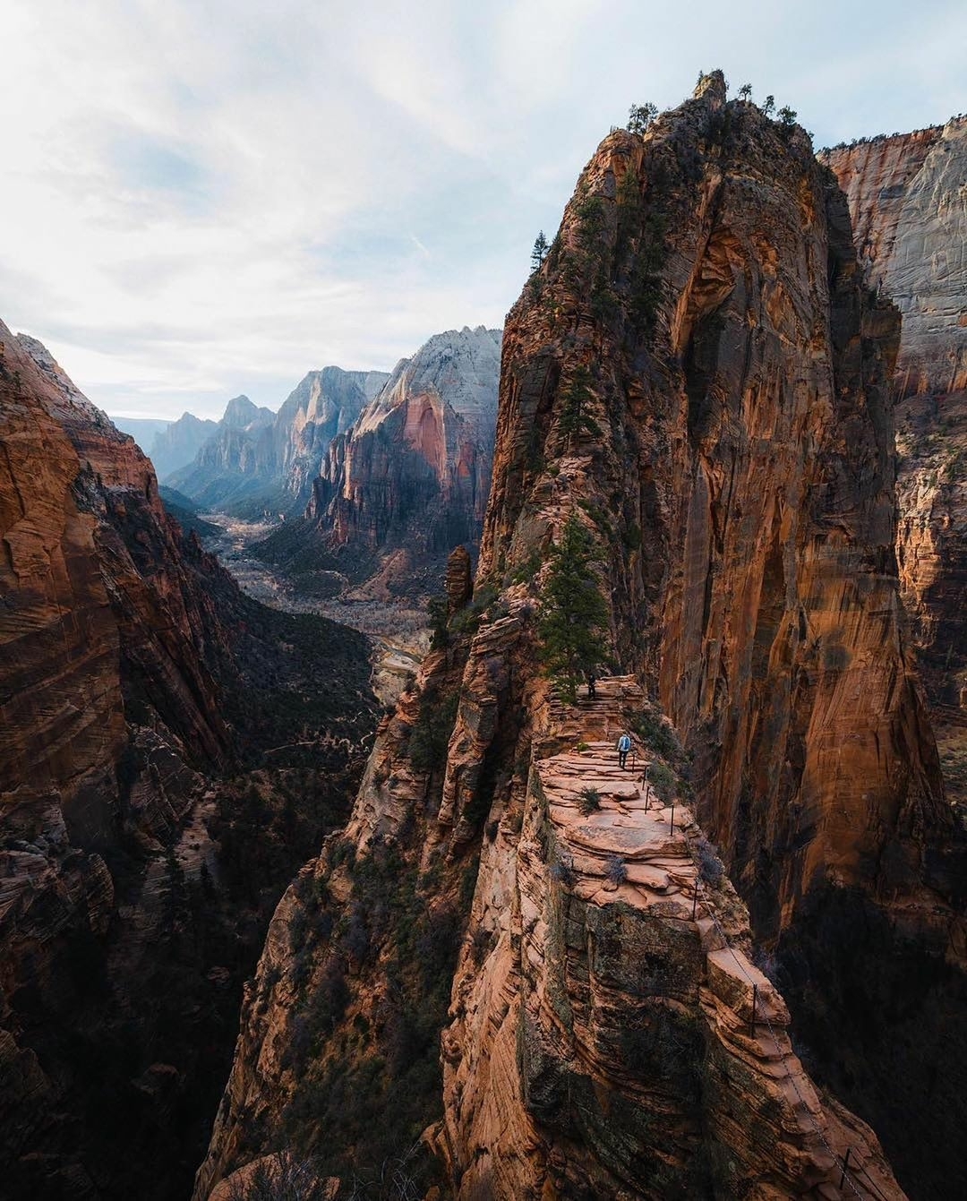 Angel's Landing, Zion National Park, Utah