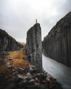the manly life - Iceland
