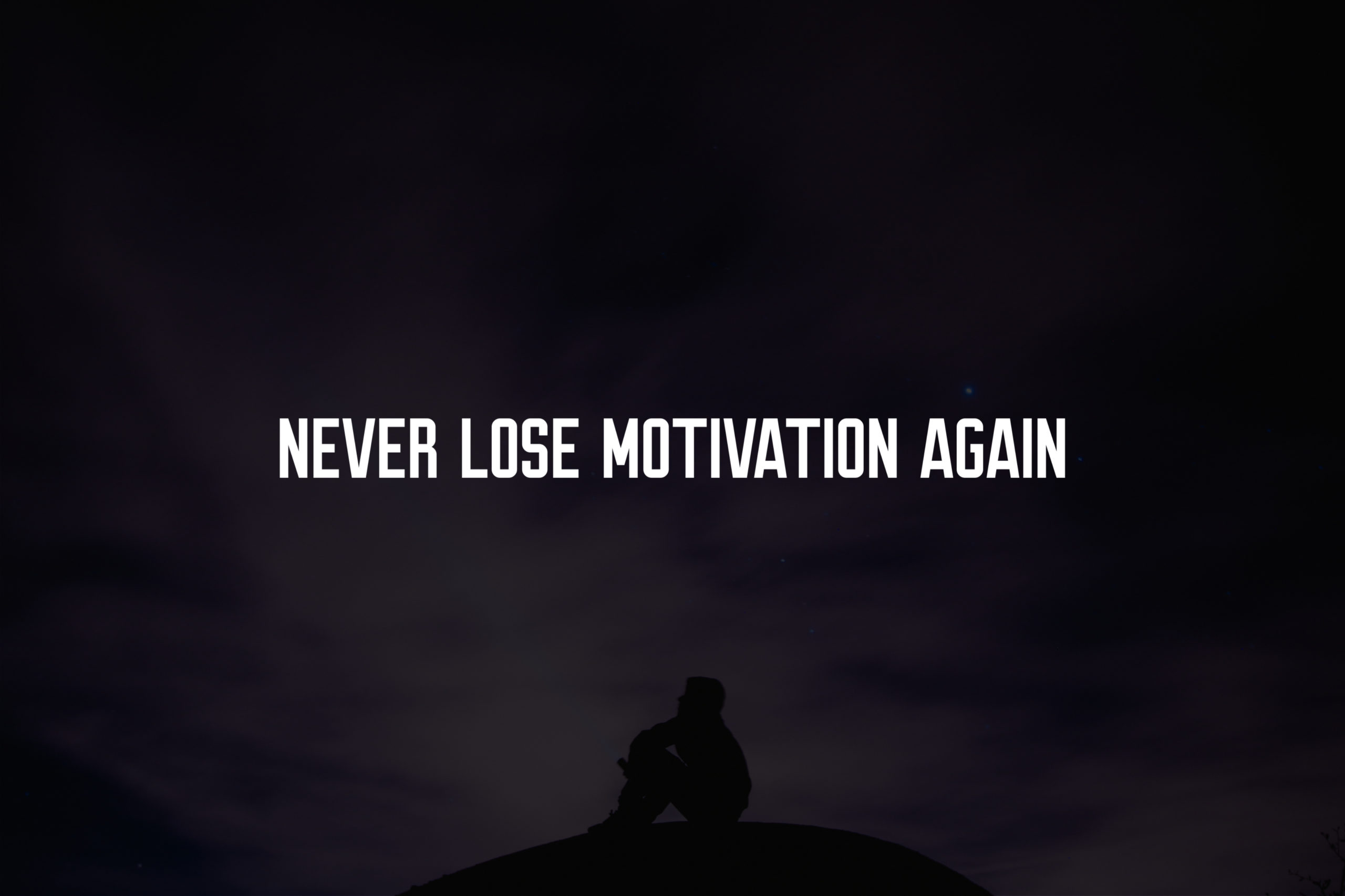 the manly club - never lose motivation again