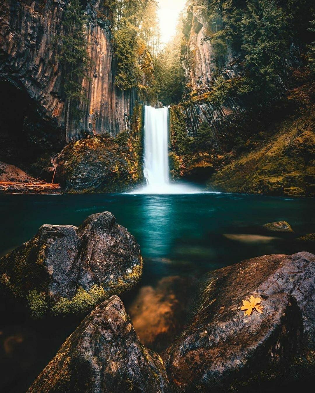 Tokatee Falls, Umpua