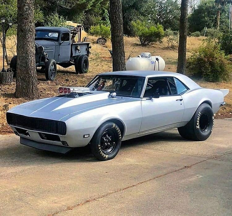 68 Camaro