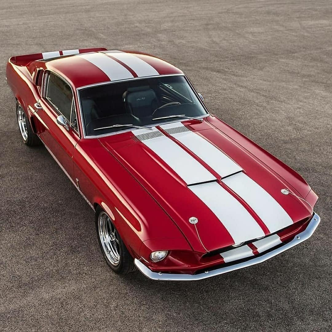1967 Shelby GT 500CR