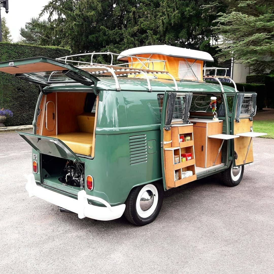1966 Westfalia SO42 VW Camper