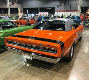 1969 Dodge Super Bee 440