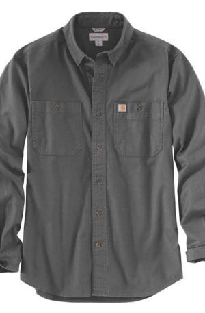 Carhartt Rugged Flex Rigby Long Sleeve Work Shirt