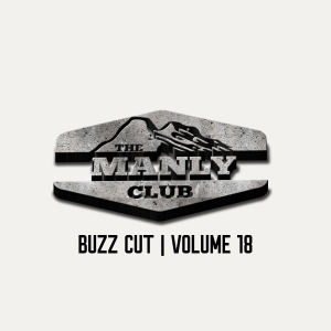 the manly club buzz cut volume 18