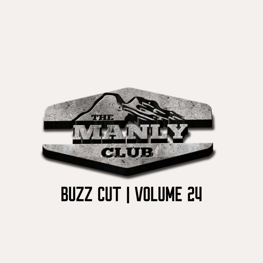 the manly club buzz cut volume 24
