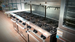 New Set of Stoves