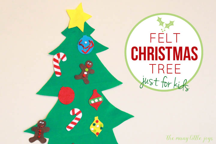 do your toddlers have a hard time leaving your christmas tree alone try giving your